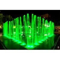 Состоялось открытие фонтана-шутихи в Кировском районе Волгограда!