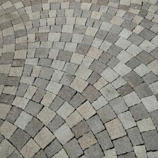 Тротуарная плитка Беганит